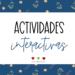 actividades interactivas de invierno