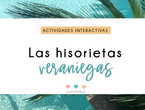 verano actividades interactivas
